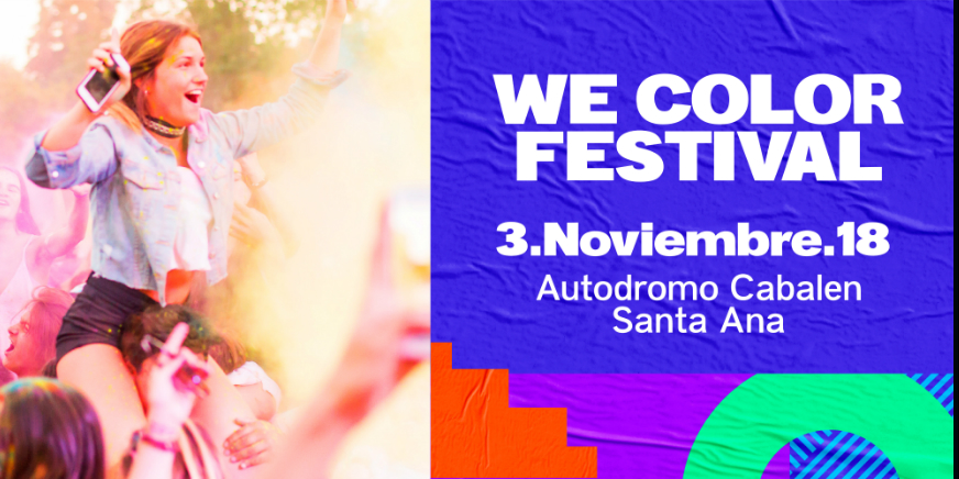 We Color Festival