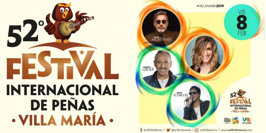 Festival Internacional de Peñas 2019